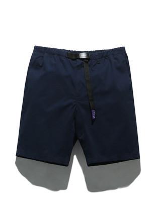 福禄克11英寸长款皮条/束带短裤FSP017C101(NAVY)