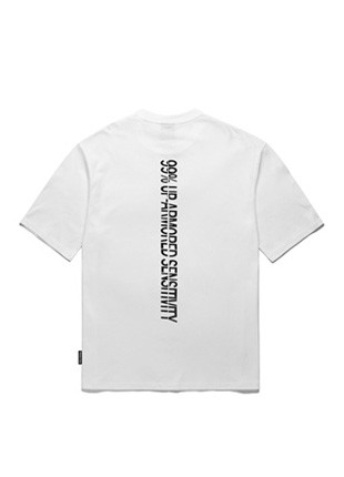 PROM此TUBI灵敏度短袖Ť恤衫TOB17ST002WH