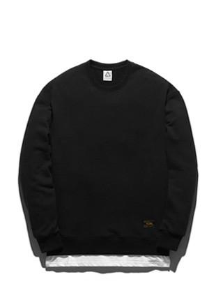 福禄克的标准分层卫衣T恤FMT017C329