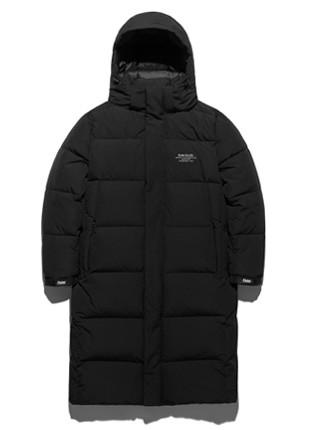 [保留]福禄黑鸟长款短款羽绒服FPJ018C105