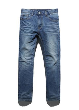 福禄克羊羊水洗牛仔裤FDP018C106