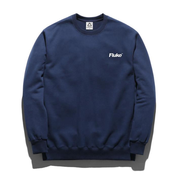福禄克原标识小卫衣T恤FMT017C304